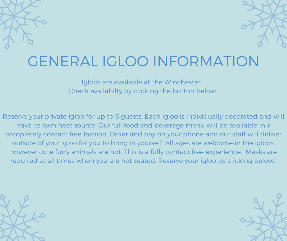Igloo Information Winchester